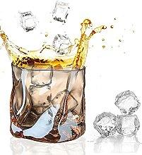 Irtyif Wassergläser, Whiskyglas, Bunte