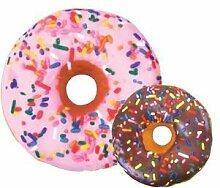 iscream/Sweet Treats Donut Mikroperlen Kissen