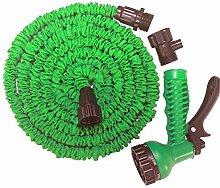 IshowStore Expansion Garten-Schlauch Rohr mit