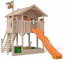 ISIDOR Wonder Wow Spielturm Ohne Schaukelanbau,