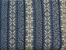 Isländische Wolldecke aus 100%