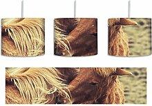 Islandpferde Pony inkl. Lampenfassung E27, Lampe