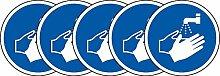 ISO-Sicherheits-Zeichen - Internationale Waschen