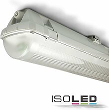 ISOLED Feuchtraum-Wannenleuchte IP66 1x1200mm ohne