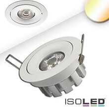 ISOLED LED Einbaustrahler SUNSET, 15W 2200-3100K