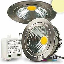 IsoLED Leuchten LED Einbau,- Küchenleuchte COB 5W