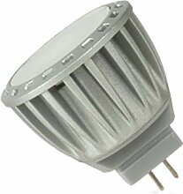 IsoLED MR11 LED 4W diffuse, naturweiss, dimmbar