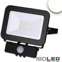 ISOLED Outdoor LED Fluter mit PIR-Bewegungssensor,