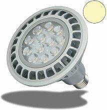 Isolicht E27 PAR Reflektorlampe - E27 Sockel LED