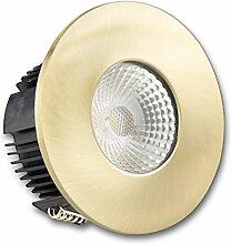 Isolicht Einbaustrahler IP65 für Feuchträume und