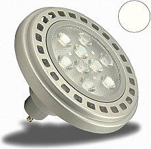 Isolicht ES111/QRB111 GU10 LED Strahler