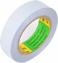 Isolierband Länge:10m Breite:15mm grau Isoband