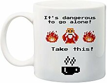 It's Dangerous To Go Alone. Take This! 11