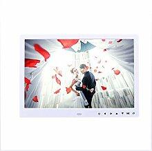 IT Digitaler Bilderrahmen mit 13 Zoll Touch-Taste,