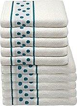 Italian Bed Linen 10 Stück Kate Schwamm,