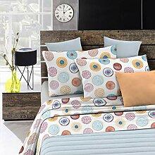 Italian Bed Linen Fantasy Bettwäsche, Circle,