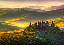 Italien - Vlies-Foto-Tapete Toscana - Wallpaper