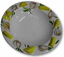 Teller Italienische Keramik Günstig Online Kaufen Lionshome