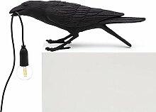 Italienische Seletti Bird Wandlampe Tier