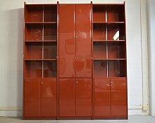 Italienischer Olinto Bücherschrank von Kazuhide