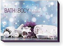 itenga Adventskalender Bath Body Motiv Spa
