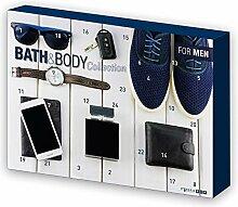 itenga Adventskalender für Männer gefüllt Bath