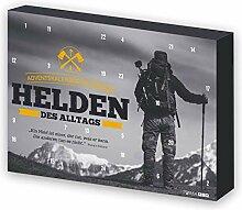 itenga Adventskalender für Männer Helden des