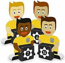 itenga Adventskalender Fußball Bastel-Set I 24