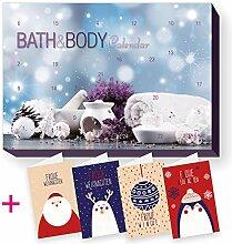 itenga Set Adventskalender Bath Body Motiv Spa