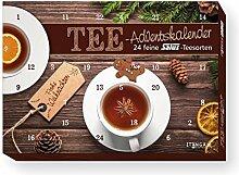 itenga Tee Adventskalender gefüllt mit 24