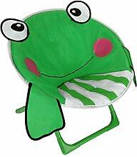Itoda Kinderstuhl, faltbar, Cartoon, Frosch,