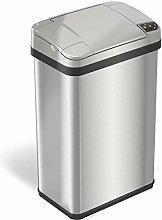 iTouchless 4 Gallonen Sensor Mülleimer mit