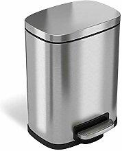 iTouchless Inneneimer 5 Liter Mülleimer für