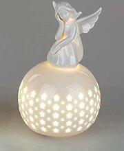 ITRR Formano Weihnachtsdeko Engel auf Kugel,