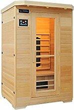 Ivar-2 Comfort Fullspektrum 2 Personen Sauna