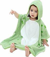 IvyH Baby Badetuch, Kinder mit Kapuze Baby
