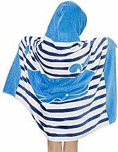 IvyH Kinder Badetücher - Kinder Kapuzen Strand