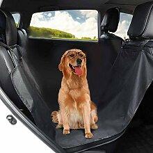 IvyLife Hunde Autoschondecke Rückbank,