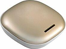 IWO Mini Car Anion Air Purifier, Car Negative Ion Freshener With Car Cigarette Lighter