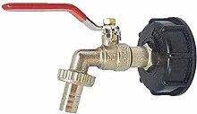 IWQW Wasserhahn Leitungswassertankadapter