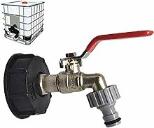 IWQW Wasserhahn Tap Drain Joint Gartenschlauch