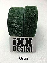 IXX-Design 2 x 25 Meter farbiges Klettband 25 m