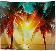 izielad Tropischer Kokosnuss Palme Strand