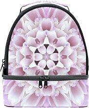 izorax Flower Isolierte Lunch Tasche Lunch Box