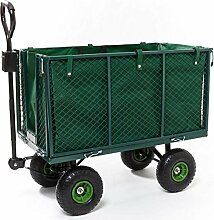 Izzy Bollerwagen Gartenwagen 300 kg belastbar,