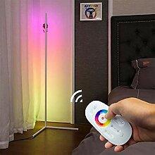 Izzya LED Smart Stehleuchte RGB Farbwechsel
