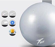 J&Z Yoga Ball, Fitness Ball 55-75 cm Health Ball
