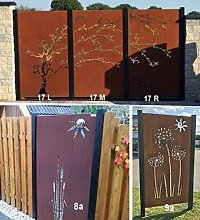 Jabo Design Design Gartenzaun Sichtschutz