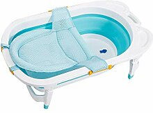 Jacar - Faltbare Babybadewanne Blau Farbe für