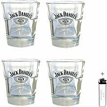 Jack Daniel's h2i 4 Stück < Original